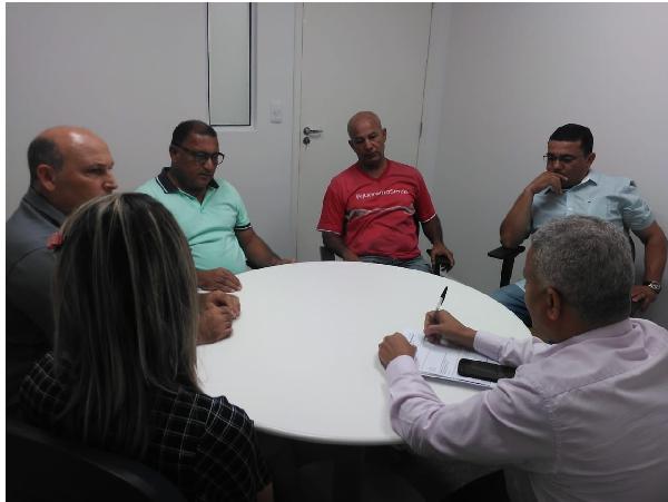 Sindicato faz reunião preventiva com gerencia do Bradesco