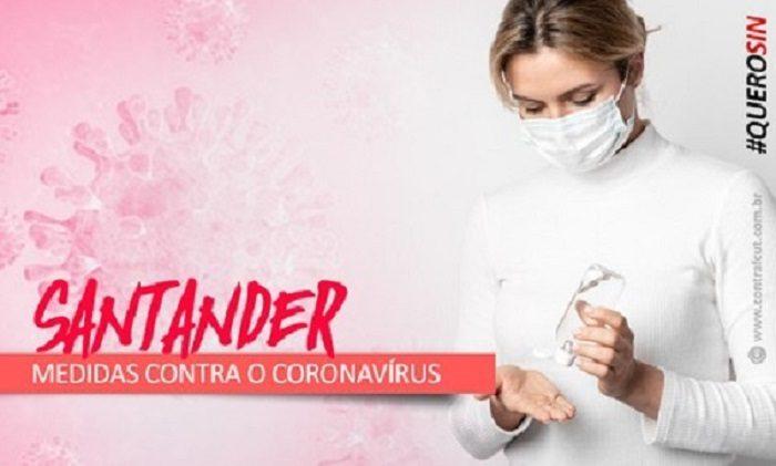 <p>Santander vai ampliar rodízio de agências para outros estados</p>