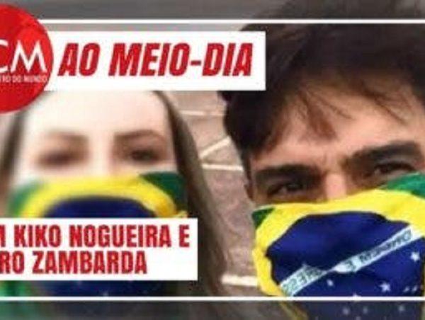 Bolsonaristas comemoram a morte com Guilherme de Pádua e Jair chama imprensa mundial de esquerdista