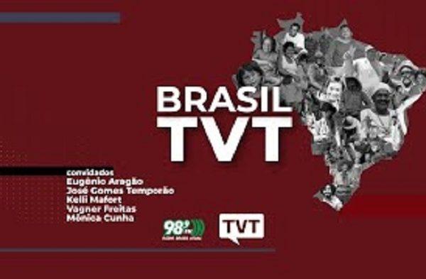 Especial TVT, Rádio Brasil Atual e convidados