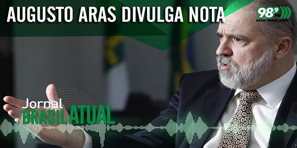 Augusto Aras divulga nota sugerindo que Bolsonaro pode decretar estado de defesa no país
