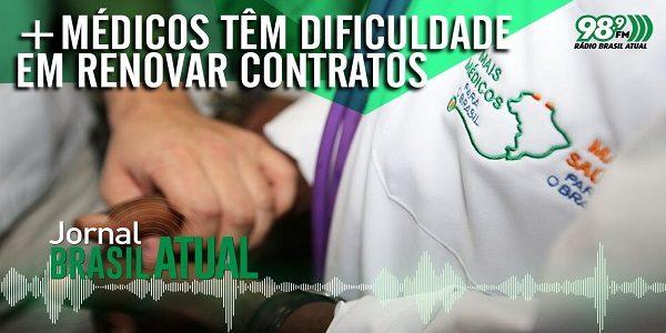 Brasileiros formados em Cuba que fizeram parte do +Médicos têm dificuldade em renovar contratos
