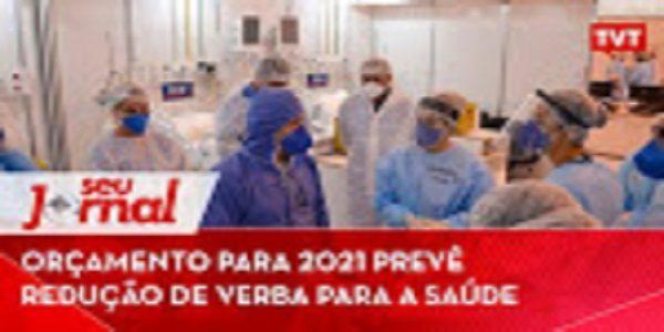 Orçamento para 2021 prevê redução de verba para a Saúde
