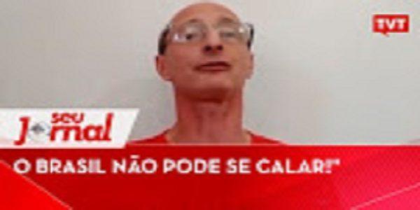 """Frente pela Vida realiza ato político """"O Brasil não pode se calar!"""""""