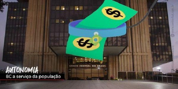 Dependência do Banco Central ao setor financeiro é ameaça ao país