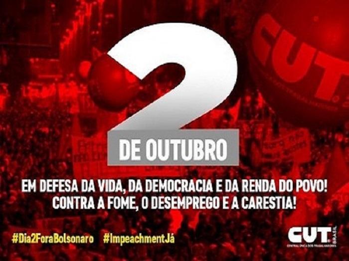 <p>Brasil não pode esperar outubro do ano que vem para tirar Bolsonaro do poder</p>
