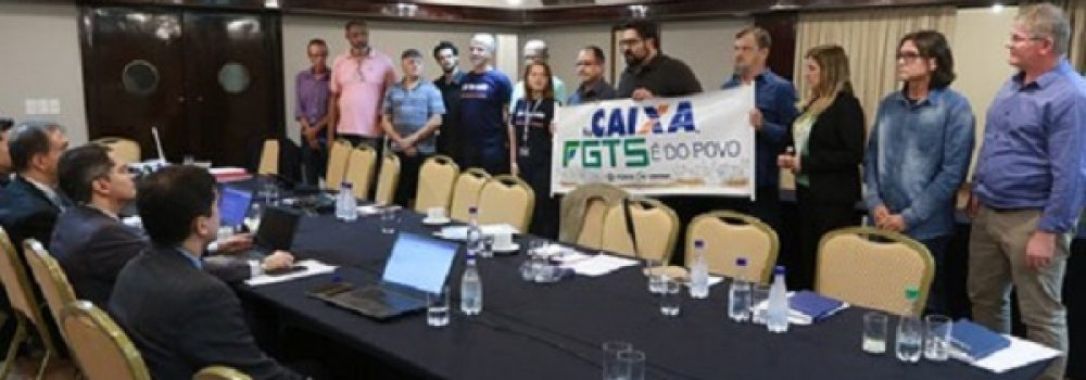 Em mesa de negociação, Caixa demonstra descaso com reivindicações dos empregados