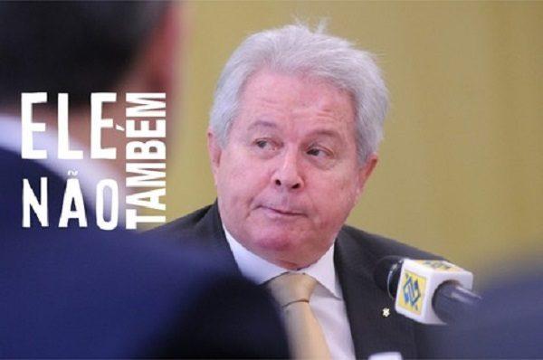 Presidente do Banco do Brasil não nega declarações desastrosas