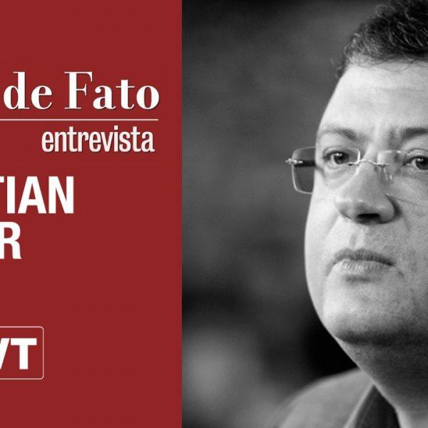 Christian Dunker, psicanalista e escritor no Brasil de Fato Entrevista
