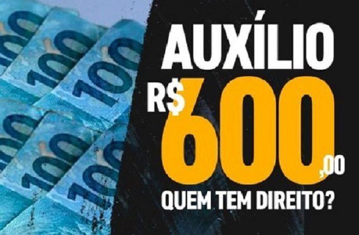 <p>Veja se você tem direito ao auxílio de R$ 600 que começa a ser pago este mês</p>