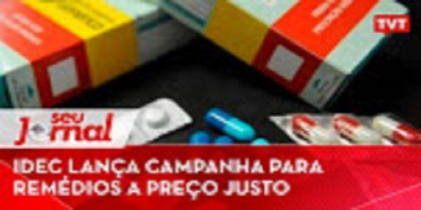Idec lança campanha nacional que pede remédios a preço justo