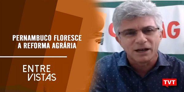 Pernambuco floresce a reforma agrária