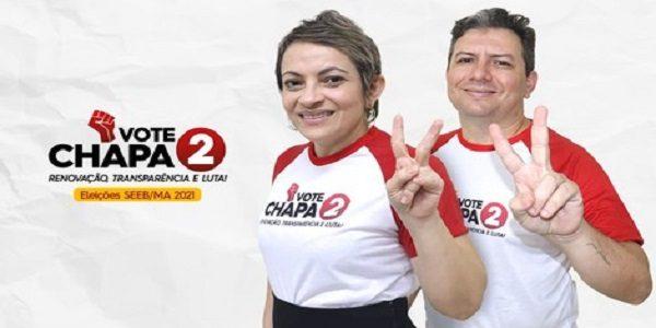 Fetec-CUT/CN apoia a Chapa 2, de renovação, na eleição do Sindicato dos Bancários do Maranhão