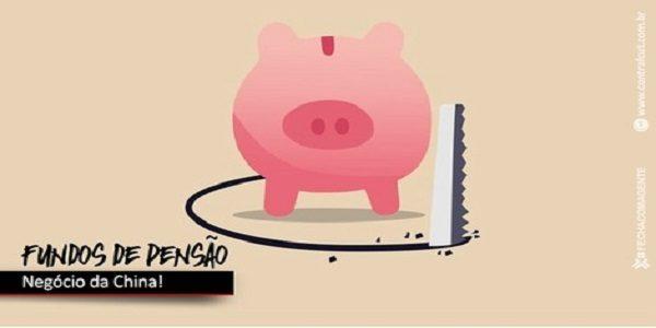 Esvaziamento dos fundos de pensão é um negócio apetitoso